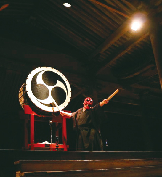 阿羅耶識の舞台